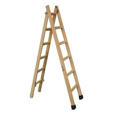 Escada madeira extensiva - Eucalipto - Foto 2