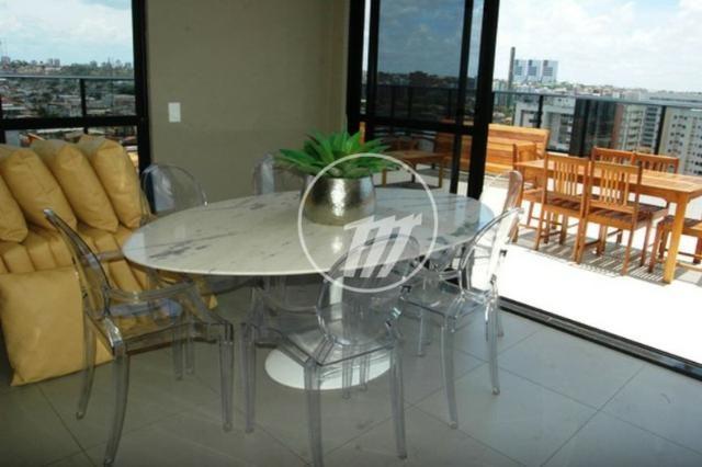 Apartamento com 87 m², 3/4 (sendo 01 suíte e 01 reversível), na Ponta Verde. REF: C4114 - Foto 9