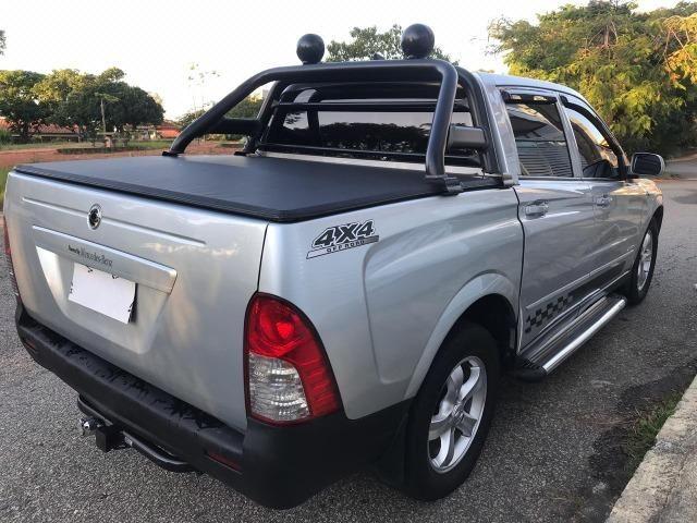 Ssangyong Actyon Diesel 4x4 Automática - Foto 7