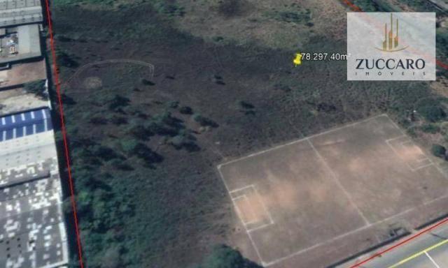 Terreno para alugar, 78297 m² por r$ 185.000/mês - vila nova bonsucesso - guarulhos/sp