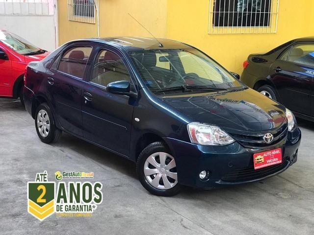 Etios 2015 Sedan x 1.5 mec. completissimo