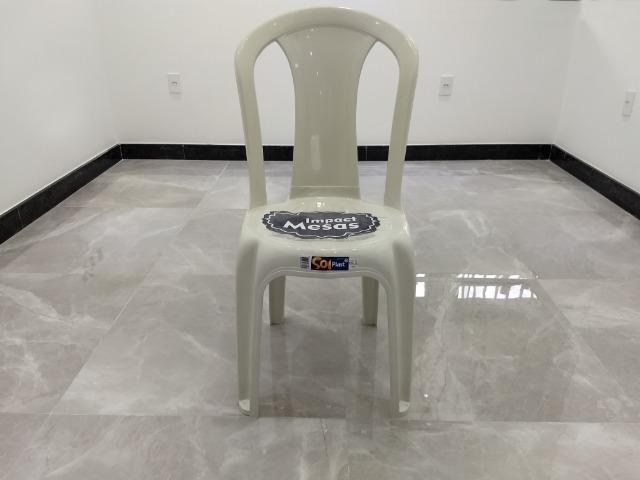 Cadeira de Plástico - Bistrô - Foto 3