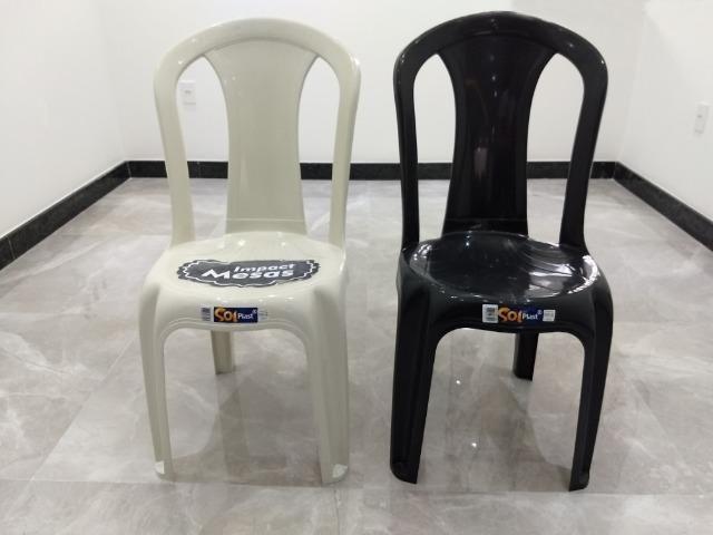 Cadeira de Plástico - Bistrô