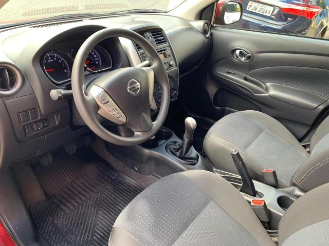 Nissan Versa SV 1.6 2018/2018 Completíssimo Financie Sem Entrada - Foto 7