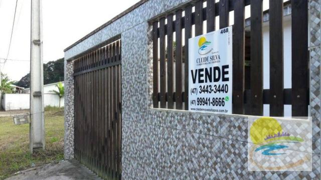 Terreno com Casa à venda, 55 m² por R$ 150.000 - Jardim da Barra - Itapoá/SC - Foto 3