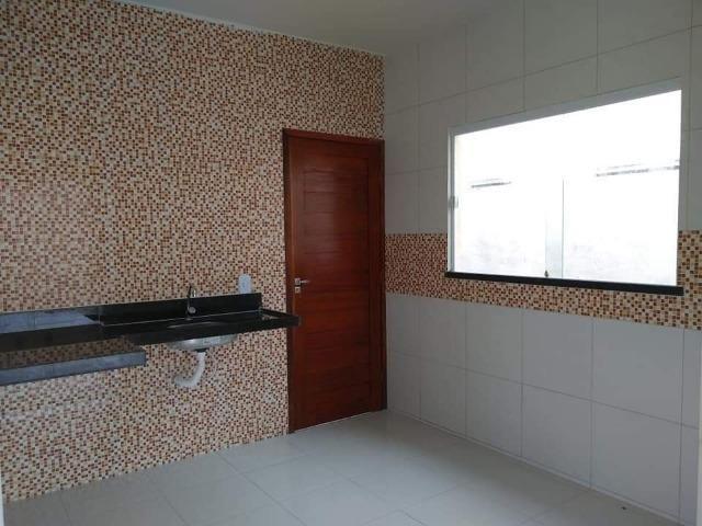 Linda casa cidade das rosas 2, 3 quartos sendo 1 suite 160 mil - Foto 13