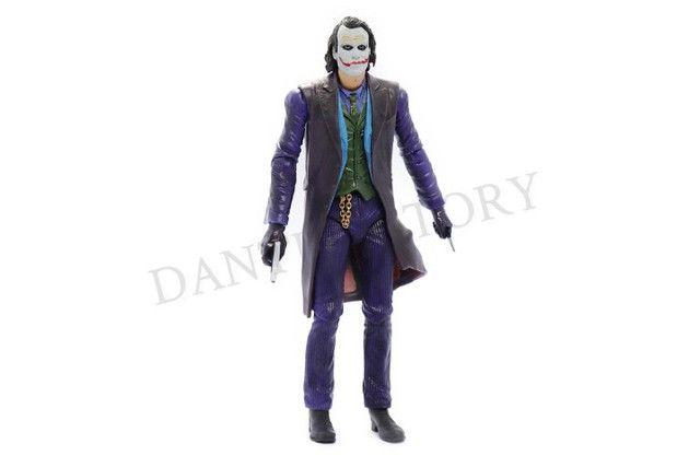 Boneco Coringa Joker Colecionável