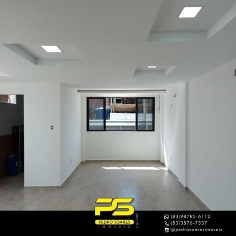 Cobertura com 3 dormitórios à venda, 142 m² por R$ 555.000 - Jardim Cidade Universitária - - Foto 5