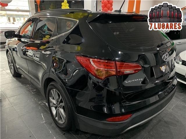 Hyundai Santa fe 3.3 mpfi 4x4 7 lugares v6 270cv gasolina 4p automático - Foto 6