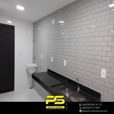 Cobertura com 3 dormitórios à venda, 142 m² por R$ 555.000 - Jardim Cidade Universitária - - Foto 10