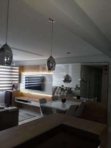 Apartamento à venda com 3 dormitórios em São sebastião, Porto alegre cod:EL56356485 - Foto 2