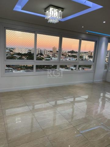 Apartamento à venda com 3 dormitórios em São sebastião, Porto alegre cod:EL56356053 - Foto 2