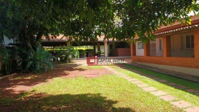 Chácara com 3 dormitórios para alugar, 2600 m² por R$ 5.500,00/mês - Jardim Roseira de Cim - Foto 6