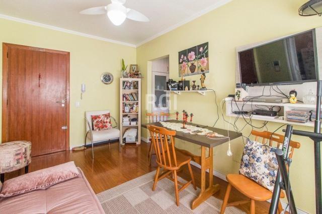 Apartamento à venda com 1 dormitórios em Jardim do salso, Porto alegre cod:EL56353327 - Foto 3