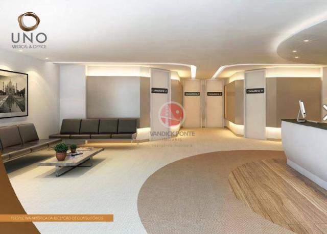 Sala à venda, 72 m² por R$ 1.030.000,00 - Dionisio Torres - Fortaleza/CE - Foto 6