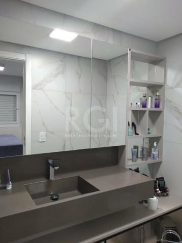 Apartamento à venda com 3 dormitórios em São sebastião, Porto alegre cod:EL56356485 - Foto 12