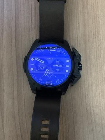 Vendo Relógio Masculino Diesel Ironside Cronografo Analógico - Foto 5