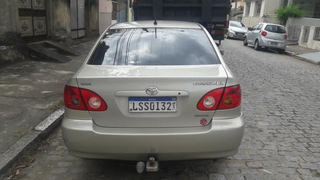 Corolla xei 2004/05 automático. GNV impecável! Só venda. - Foto 4