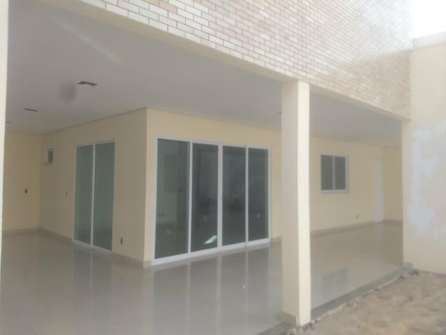 Exc casa duplex no B Ininga 4 suíte 230m2 de área construída financia - Foto 2