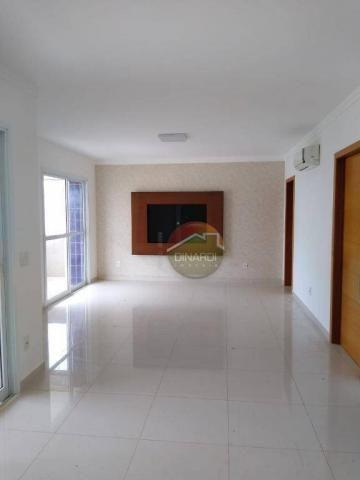 Apartamento com 3 dormitórios à venda, 202 m² por R$ 1.200.000 - Jardim São Luiz - Ribeirã - Foto 2