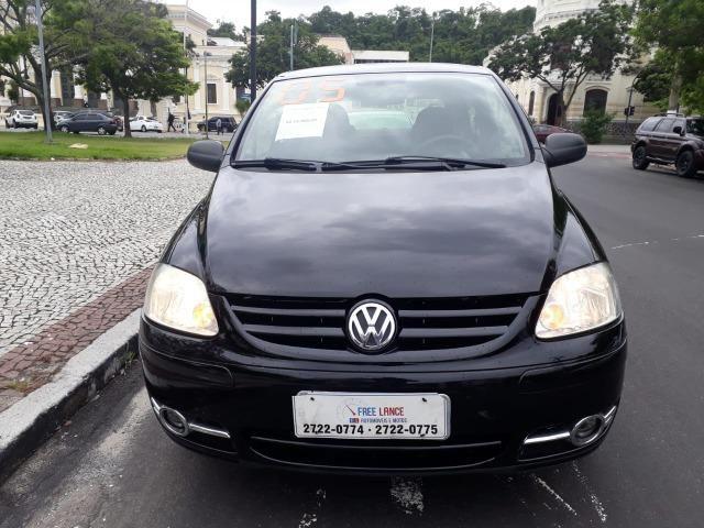 Volkswagen - Fox 1.0 8v Flex 2p Ar Condicionado - Financio em até 48x.