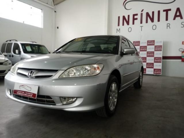 Honda civic 2006 1.7 lx 16v gasolina 4p manual