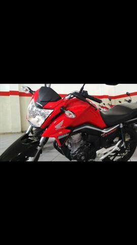 Titan 160 Vermelha 2020 Financiamos - Foto 2