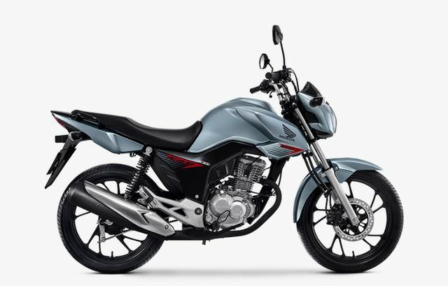 Honda Fan 160 esdi 2020
