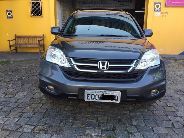 Honda-CRV Suv