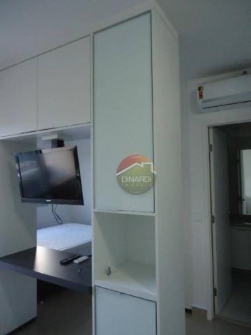 Apartamento com 1 dormitório para alugar, 37 m² por R$ 1.500,00/mês - Ribeirânia - Ribeirã - Foto 2