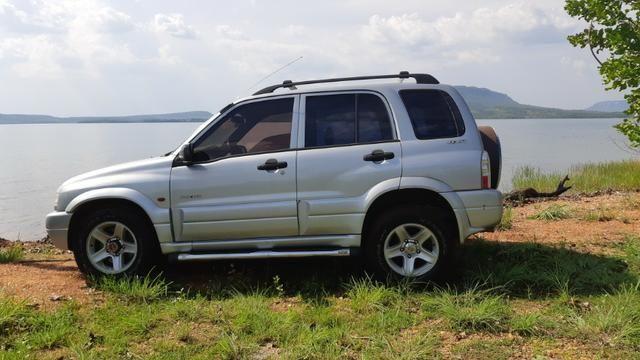 GM Tracker 2007 4x4