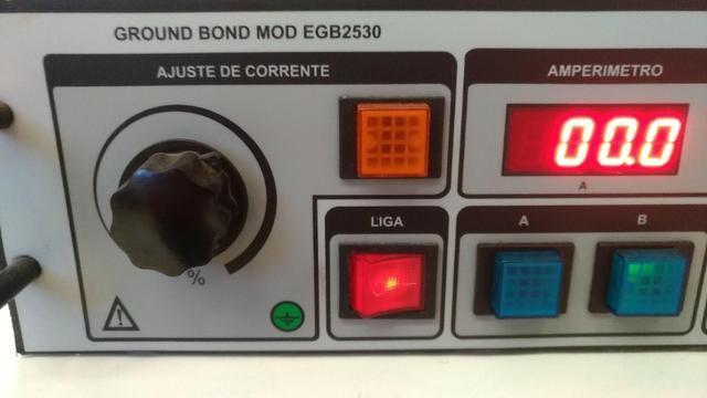 Super Oferta: Ground Bond EGB2530 Medidor de Resistência - Foto 2