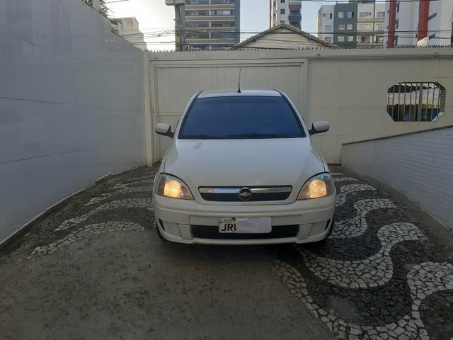 Chevrolet Corsa Sedan Premium 1.4 FLEX/GNV 2009 Completo Novo Pouco Uso - Foto 15