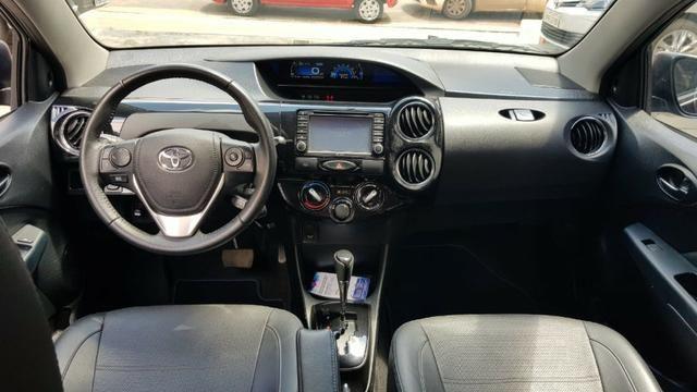 Toyota Etios Platinum 1.5 Automático - Foto 5