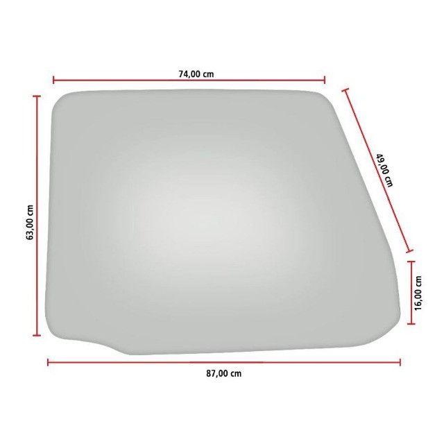 Vidro Porta Direita e Esquerda Scania T112 80/00 Vetroex - Foto 2