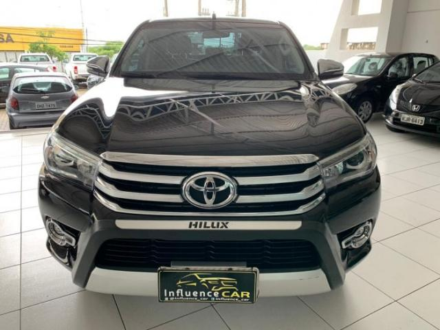 Toyota hilux 2018 2.8 srx 4x4 cd 16v diesel 4p automÁtico - Foto 4