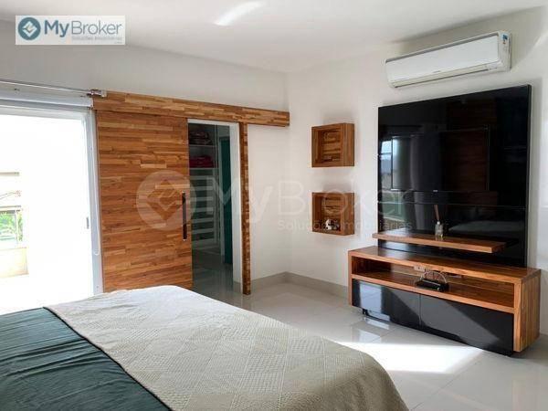 Sobrado com 4 dormitórios à venda, 283 m² por R$ 1.350.000,00 - Setor Andréia - Goiânia/GO - Foto 9