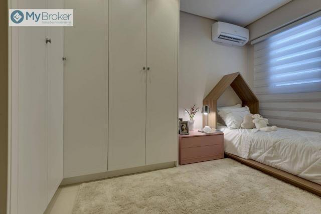 Apartamento com 3 dormitórios à venda, 107 m² por R$ 677. - Setor Bueno - Goiânia/GO - Foto 8