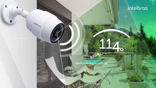 Revenda Intelbras Câmeras e Alarmes - Foto 3