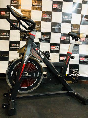 Bike Spinning Kikos F5i pronta entrega - Foto 2
