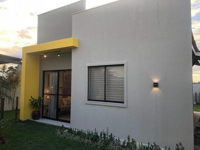 Casas em Condomínio a 08 min do Shopping - Escritura grátis - Facilidades de pagamento - Foto 2