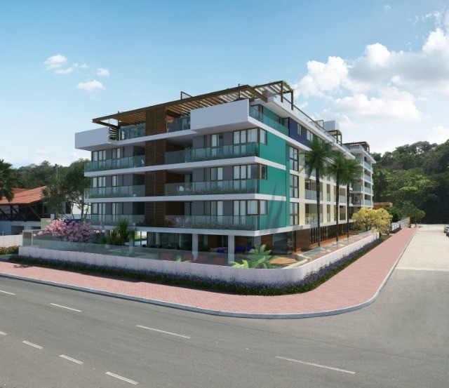 Apartamentos beira-mar do Cabo Branco