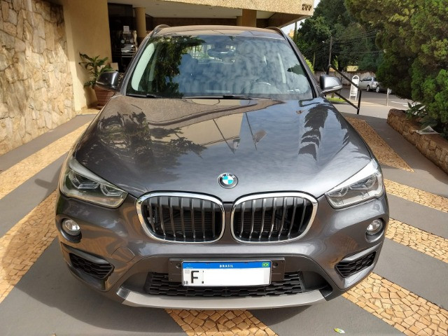 BMW X1 2.0 Sdrive 20i Gp Active Flex 2017 - Foto 7