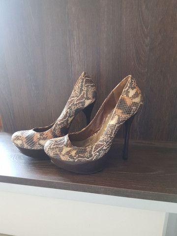 Sapato meia pata Tanara - Foto 2