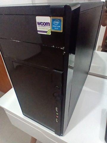 PC Completo e Novo + mouse + caixa de som + teclado  - Foto 3