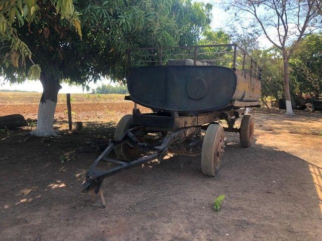 Vendo tanque pipa 9 mil litros - Foto 3