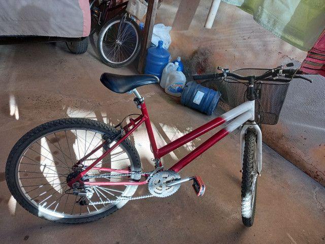 Vendo uma linda bicicleta  - Foto 2