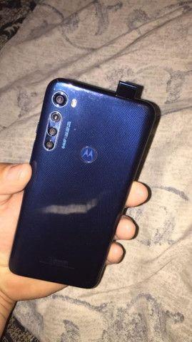 Motorola one fusion plus vendo ou troco - Foto 3