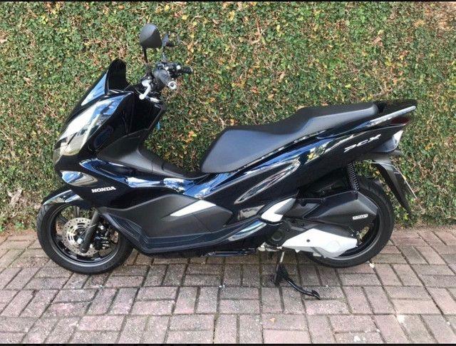 Honda Pcx 150 (entrada + boletos) - Foto 2