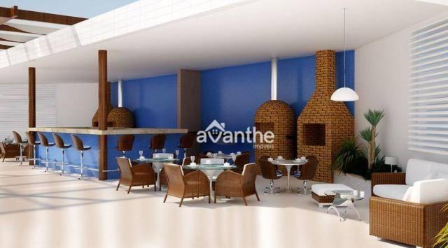 Apartamento com 3 dormitórios à venda, 107 m² por R$ 684.000 - Noivos / Zona Leste / Poeti - Foto 5